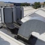 Impermeabilización de chimeneas